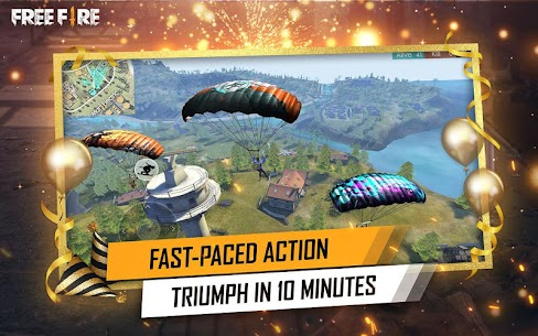 Garena Free Fire Mod Apk v1.39.0 (Unlimited Diamonds And Coins) 2