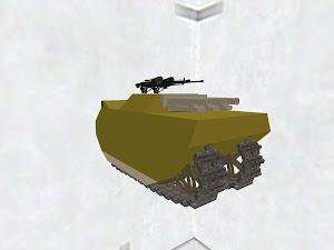 フル装備ミニ戦車 2型