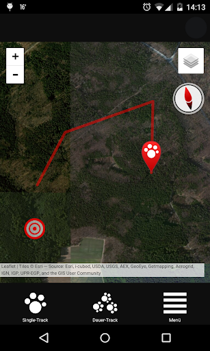 Da Ist Lilly GPS Tracking