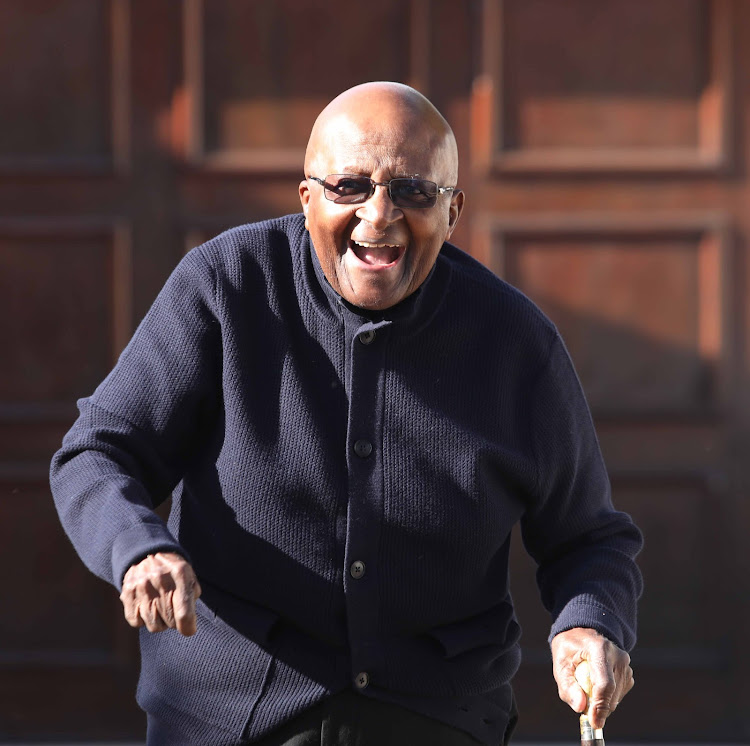 Archbishop Desmond Tutu has received recognition for his lifelong commitment to advancing peace, equity, equality and human rights.