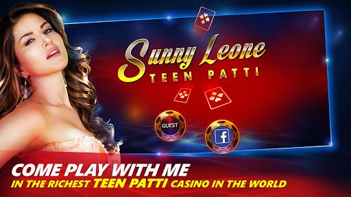 Sunny Leone Teen Patti