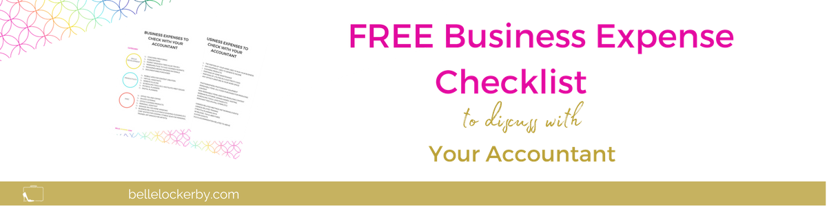 Get the cheeky checklist for having conversations with your accountant here