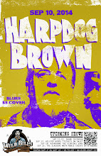 Photo: Harpdog Brown September 10