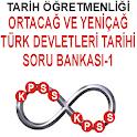KPSS TARİH ÖĞ ORTACAĞ&YENİ.SB1 icon