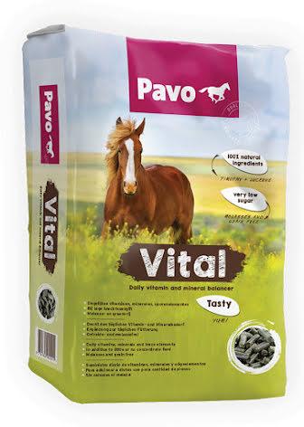 Pavo Vital - Vitamin- och mineraltillskott