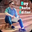Boy Photo Editor icon