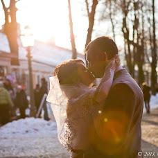 Wedding photographer Denis Lestarov (Lestarov). Photo of 17.03.2014