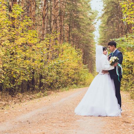 Wedding photographer Vladimir Borovkov (Borovkov123). Photo of 10.10.2017