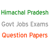 HP Govt. Jobs Question Papers