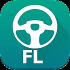 Free Florida DMV Test 2019 icon