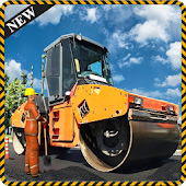 Real Road Construction 2018 – Heavy Excavator Sim Android APK Download Free By FunStorm Studio