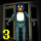 One night of jumpscare animatronic 3