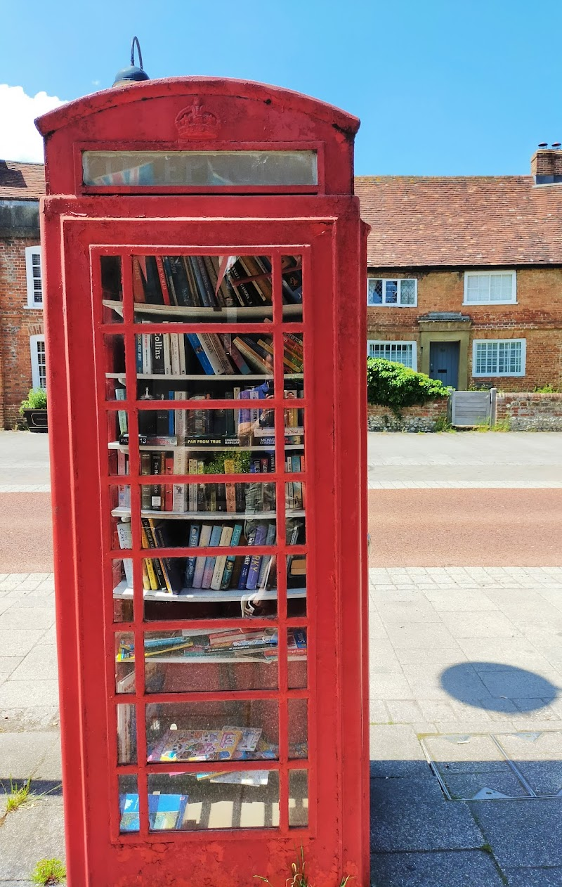 Phonebox library di Kamone