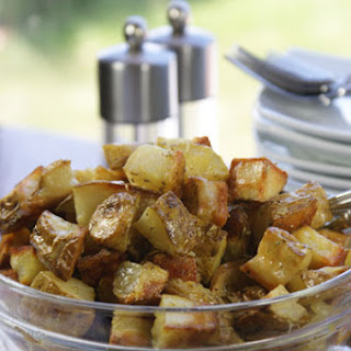 Roasted Potato Salad With Rosemary and Mustard