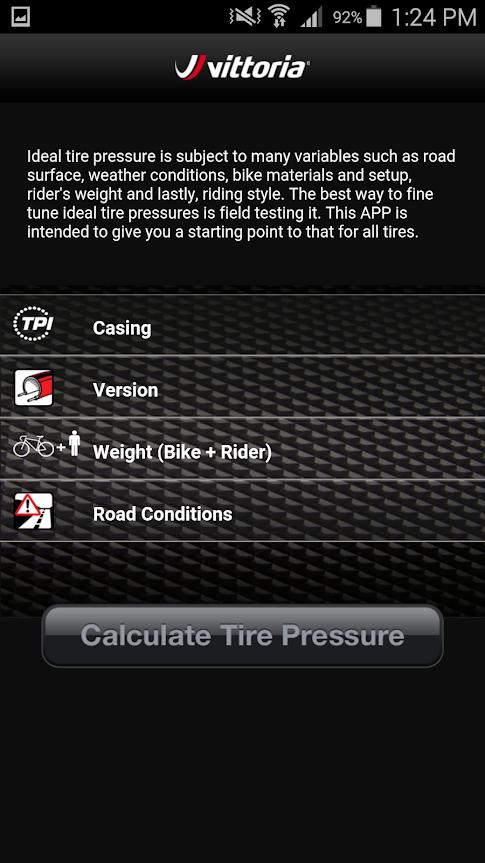 app gratuita presión rueda bici