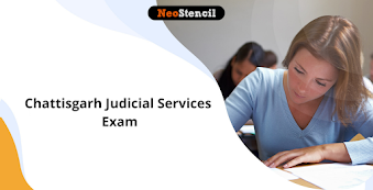 Chattisgarh Judicial Services Exam 2020