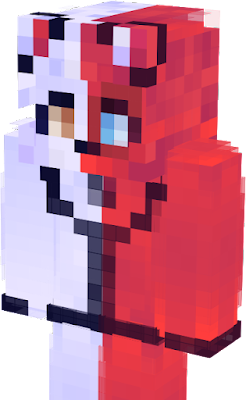 Do you need a mood-swingy cat that's half cold half hot in your home? Just get a Cattaroki! They'll be your perfect in-home heater and air conditioner! Enjoy this skin though nonetheless. :')