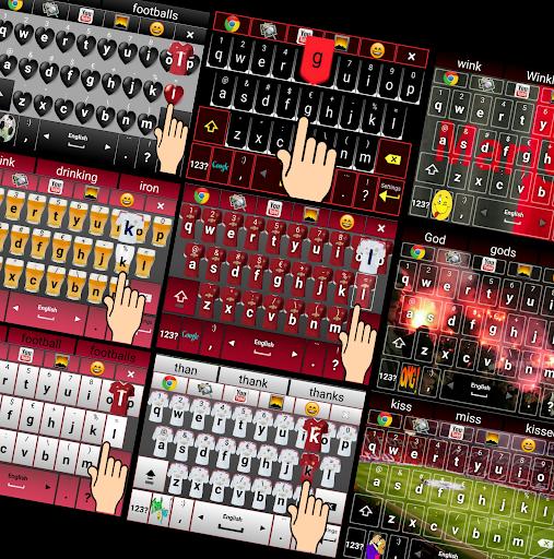 Man United IconMe Keyboard