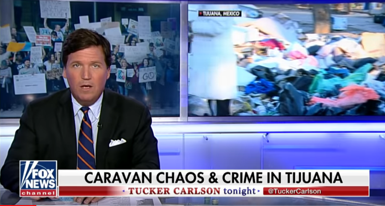 Another advertiser leaves Tucker Carlson's show because of his comments on immigration