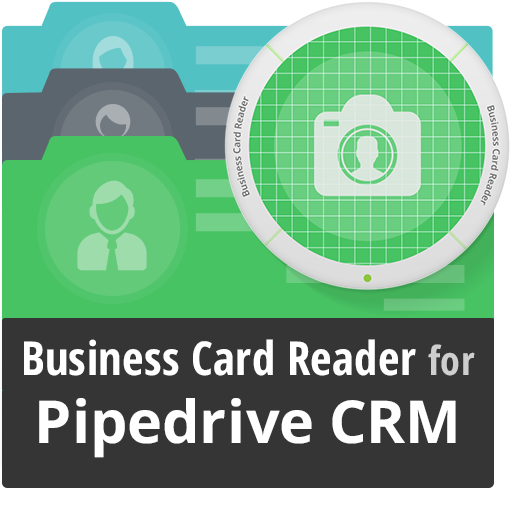 Business card reader for pipedrive crm google play ilovalari reheart Images