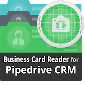 Free Business Card Reader for Pipedrive CRM