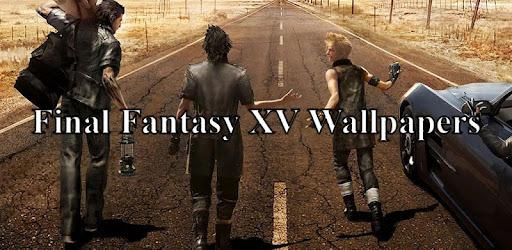 Descargar Final Fantasy Xv Wallpaper Hd De Application Pro