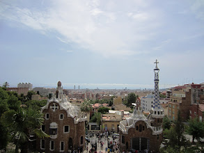 Photo: View from Park Guell