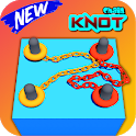 Chain Go Knots 3D - Chain and Rope Connect icon