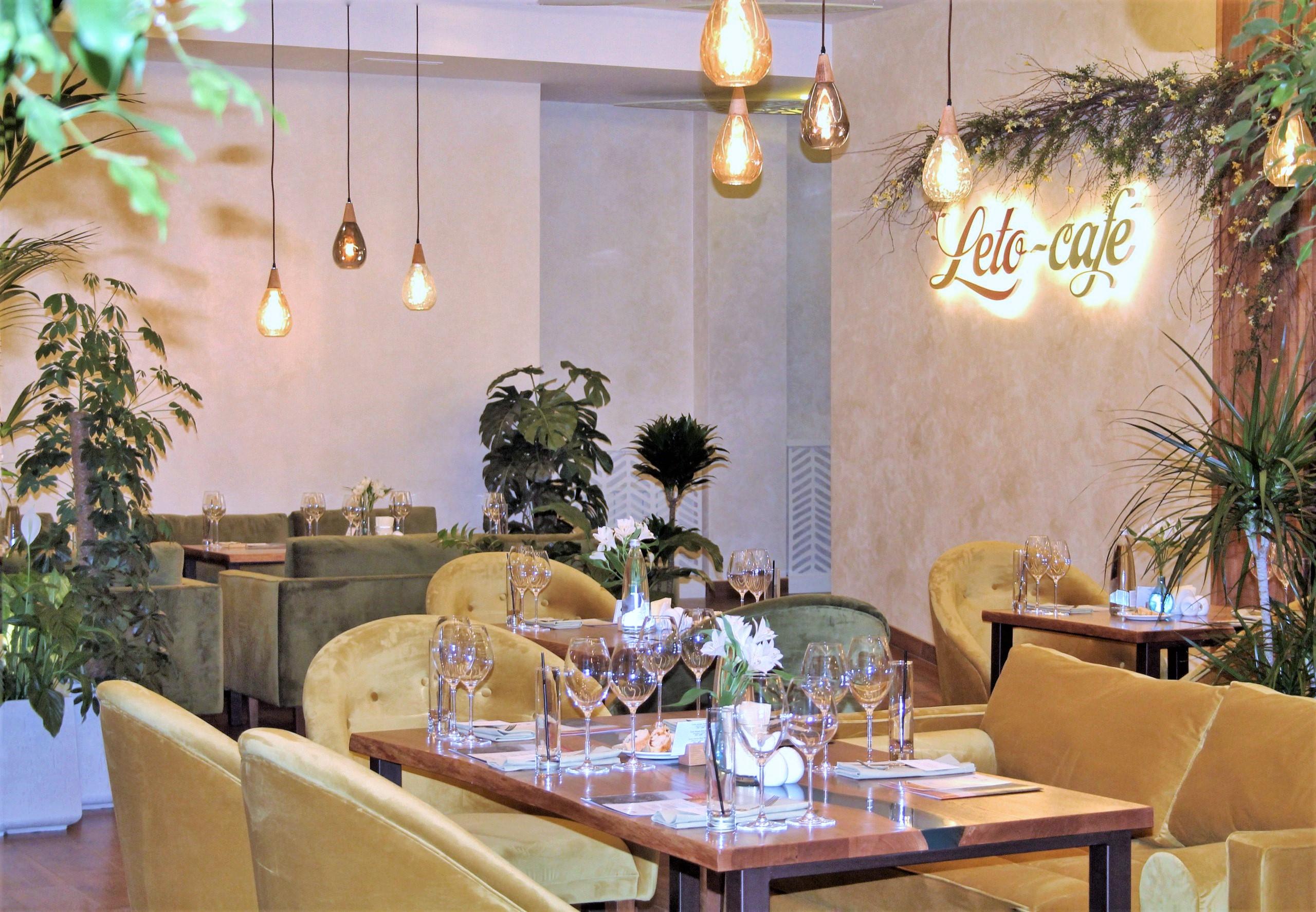 Leto-café в Новосибирске