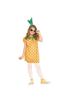Barndräkt, ananas