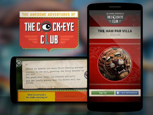 The Cock-Eye Club