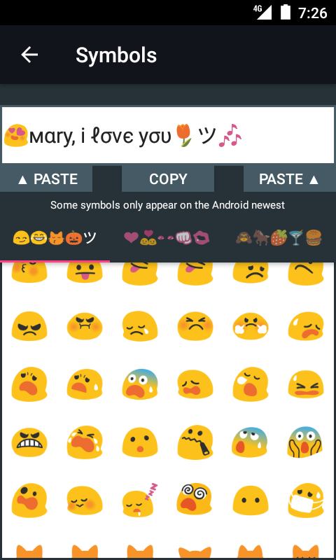 Symbols, emojis, letters PRO APK Cracked Free Download | Cracked