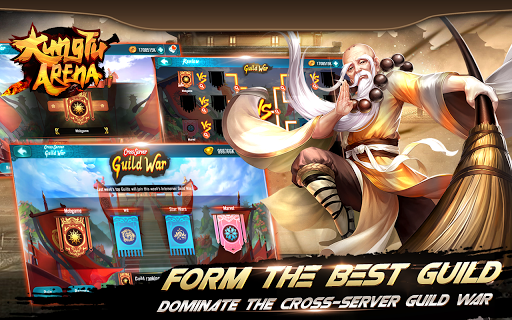 Kungfu Arena - Legends Reborn 1.0.6 gameplay | by HackJr.Pw 8
