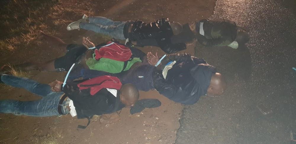 Twee polisie-verdagtes is dood, 11 in Nkandla gearresteer in SowetanLIVE Sunday World