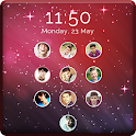 passcode - screen lock icon