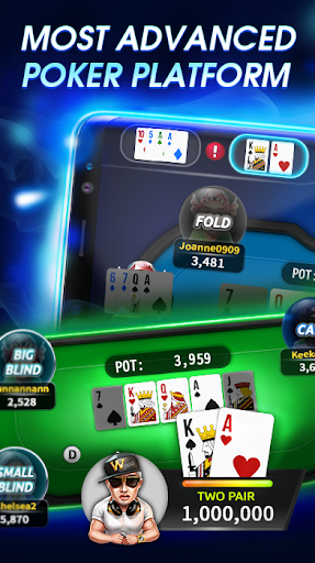 AA Poker - Holdem, Omaha, Blackjack, OFC 2.0.21 screenshots 8