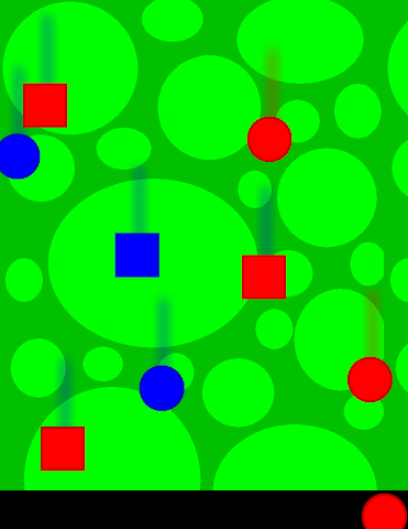 android Geometry Smack Screenshot 1