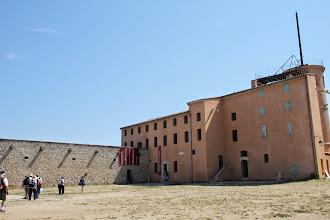 Photo: Le Musée de la mer du Fort Royal de l'Ile Ste Marguerite.