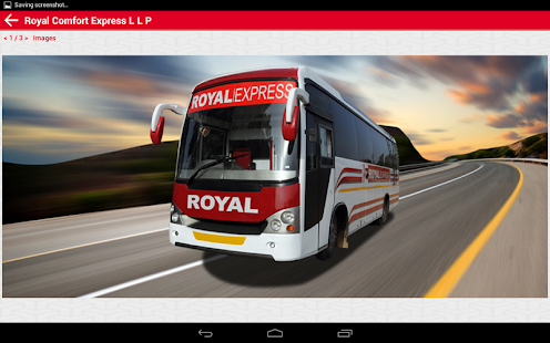 Royal Comfort Express LLP- screenshot thumbnail