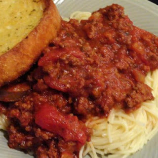 Mom'S Spaghetti Sauce Recipe
