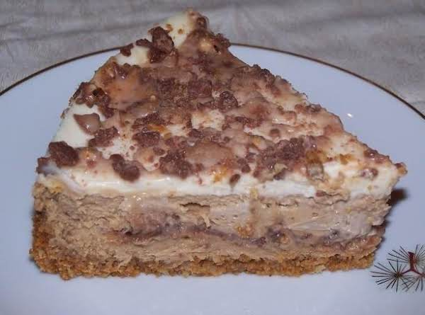 Toffee Cheesecake Recipe