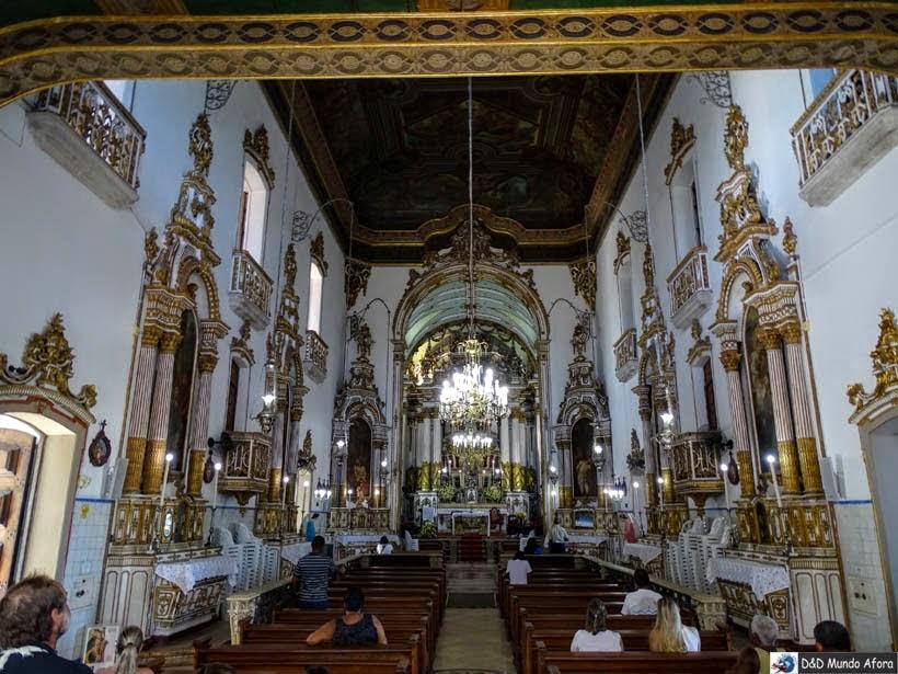O que fazer em Salvador (Bahia) - Igreja do Bonfim