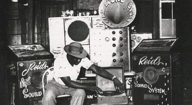 Sound System rudeboys Duke Reid