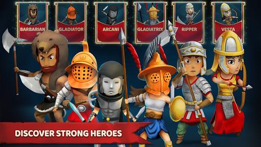 Grow Empire: Rome  screenshots 12