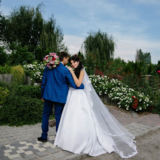 Wedding photographer Alina Tkachenko (aline27). Photo of 28.09.2017