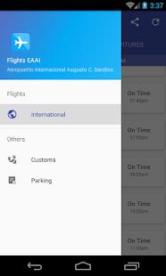 Flights EAAI Nicaragua - náhled
