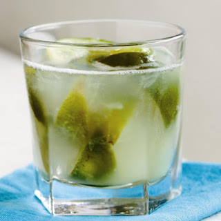 Caipiroska Cocktail.