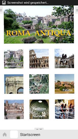 Screenshot 2 Antikes Rom (DE)