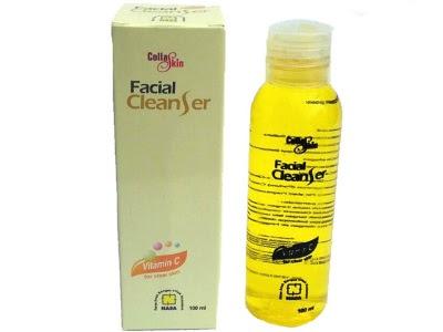 Facial Cleanser Collaskin NASA Pemutih Wajah Collaskin Collagen Facial Cleanser Original Asli Nasa