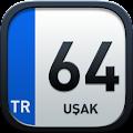 Download 64 Uşak APK